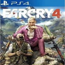 Far Cry 4 Ps4 Original Sellado