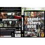 Gta 4 Grand Theft Auto Lv Xbox 360 Impecable