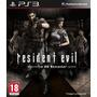 Resident Evil Hd Remaster Ps3 Digital