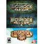 Bioshock Trilogy (1, 2 Y 3) - Oferta Ps3!! - Tochi Gaming