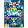 Los Sims 3 Expansión Salto A La Fama - Original Pc