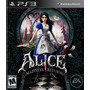 Alice Madness Returns Ps3 Nuevo Sellado Original