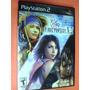 Final Fantasy X-2 - (584) Ps2 - Original Con Caja Y Manual