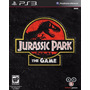 Jurassic Park The Game Juego Ps3 Store Microcentro *novedad*
