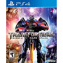 Transformers - Oferta! - Ps4 [ Sin Bloqueo] - Tochi Gaming