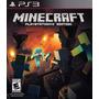 Minecraft -ps3- Nuevo Y Sellado