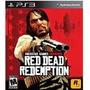 Juego Ps3 - Red Dead Redemption - Original - Sellado