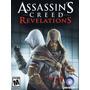 Assassins Creed Revelations Juego Pc Original Platinum