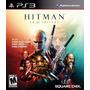 Hitman Trilogy Ps3 Nuevo Sellado Original