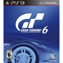 Juego Ps3 Gran Turismo 6 Gt6 Fisico Sellado Local Palermo