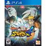 Naruto Shippuden Ultimate Ninja Storm 4 Ps4 Digital Us