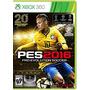 Pes 2016 Xbox 360 Ntsc Nuevo Sellado Original Físico