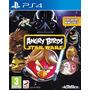 Angry Birds Star Wars Ps4 Fisico Sellado