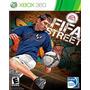 Fifa Street Xbox 360 Fisico Nuevo Xstation