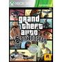 Gta San Andreas Xbox 360 Nuevo Sellado Original