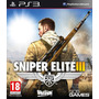 Sniper Elite 3 Ps3 || Ps3 Store || Stock Inmediato!!!