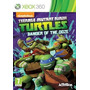 Tortugas Ninjas Danger Of The Ooze Xbox 360 Nuevo Sellado