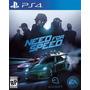 Need For Speed Ps4 Digital Jugas Con Tu Usuario