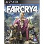 Far Cry 4 Ps3 Físico Nuevo Sellado Xstation