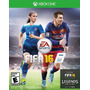 Fifa 16 Juego Xbox One Codigo Original