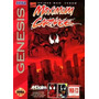 Juego Spiderman Maximum Carnage Sega Genesis Palermo Z Norte