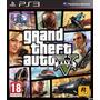 Gta 5 Grand Theft Auto 5 Gta V Ps3 Playstation 3 En Caja
