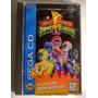 Sega Cd - Power Rangers