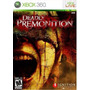 Deadly Premonition Xbox 360 Nuevo Sellado Original