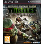 Tortugas Ninja Out Of The Shadows Ps3 Digital