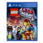 Lego Movie Ps4 Original Físico En Disco La Pelicula