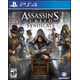 Assassins Creed Syndicate Ps4 Digital Primario Maximo Games
