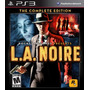 L.a. Noire: The Complete Edition - Oferta Ps3- Tochi Gaming