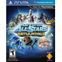 All Star Battle Royale Psvita
