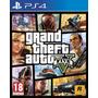 Grand Theft Auto V Ps4 Digital Secundaria Gta V Stock!