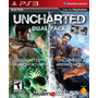 Uncharted Dual Pack - Exclusivo - Ps3 - Tochi Gaming