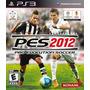 Pes 2012 Pro Evolution Soccer 2012 Ps3 Juego Fisico Usado