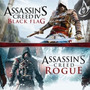 Assassins Creed Naval Edition | Black Flag Y Rogue Ps3