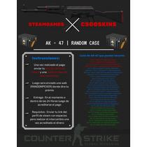 Csgo Skins Ak-47 Random Case (skin Aleatorio)