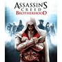 Assassins Creed Brotherhood Juego Pc Original Platinum