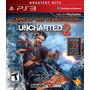 Uncharted 2 Ps3 Goty Edition Español Lgames