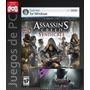 Assassins Creed Syndicate + Jack El Destripador / Pc Fisico