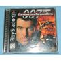007 Tomorrow Never Dies Juegos De Ps1 - Play 1