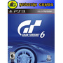 Gran Turismo 6 Ps3 Playstation Nuevo Sellado Local !!!