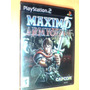 Maximo Vs Army Of Zin - (660) Ps2 - Con Caja Y Manual