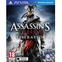 Juego Psvita Assassins Creed Iii Liberation Fisico Megasoft