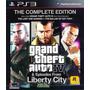 Juego Ps3 - Grand Theft Auto 4 Comp Edition