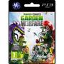 Plants Vs Zombies Garden Warfare Ps3 Digital Stock Inmediato