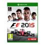 F1 2015 Xbox One Nuevo Sellado Original