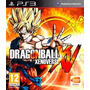 Dragon Ball Xenoverse Ps3 || Digitales Falkor || Stock Ya!