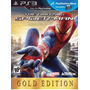 Spider-man The Amazing Gold Edition //ps3